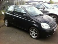 \\ LOW INSURANCE // 05 TOYOTA YARIS 1.3 COLOUR COLECTION, 85000 MILES, FULL MOT