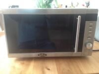 Belling microwave oven, very good condition NOW REDUCED