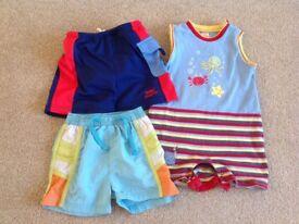 Baby beach & swimwear