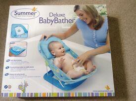 Summer Infant Deluxe Baby Bather