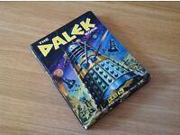 Rare 1964 dr who book...The Dalek Book.rare and good condition