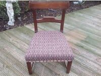 OCCASIONAL chair , Arts & Crafts Style