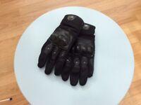 Furygan motorbike gloves large