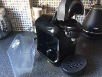 Bosh Tassimo Vivy Hot Drinks and Coffee Machine, 1300 W - Black