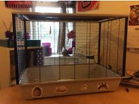 Large Chinchilla Rat Hamster Small Animal Cage