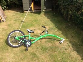 Co Pilot Weeride Child Bike Trailor