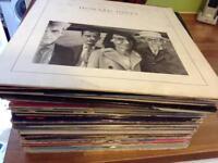 Pile of vinyl albums records - FREE