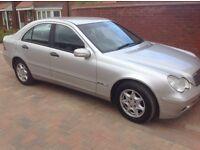 Mercedes Benz C220 Classic SE 2004