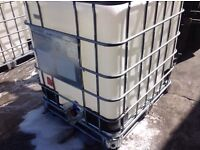 Ibc containers £35 each
