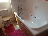 Twyford White Bathroom Suite