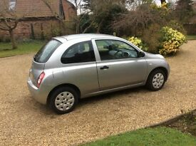 nissan micra 2003 auto 0nly 29000 miles,full history,hpi clear,excellent condition,drives smooth