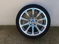 "18"" BMW M Sport Rim with Michelin Pilot"