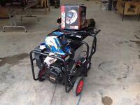 200Amp Kohler Petrol Mobile Welder Generator