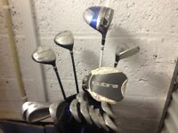 Set of Cobra Golf Clubs