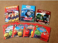 Bundle of books Fireman Sam Thomas& friends chuggington