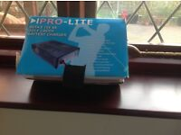 Pro-lite battery charger