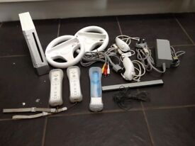 Nintendo Wii Bundle (with Wii Fit Board)