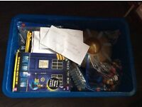 Doctor Who Character Building (Minifigures & Playsets)
