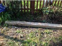 Concrete lintel 2.10 length