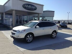 2012 Chevrolet Traverse LTZ / TEXT 519 965 7982 / QUICK & EASY F