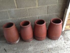 450mm Chimney Pots/ideal planters