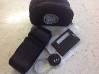 Celtic Football Memorabilia. Suitcase strap, tag