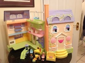 Mrs Goodbee Dollhouse by Caring Corners