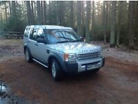 Land Rover Discovery 3 TDV6 S - Silver