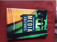 Understanding Media and Culture 2nd edition good condition anthroplogy book