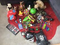 Various toys selling cheap