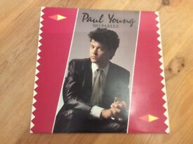 Paul young lp