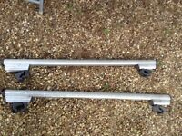 Roof bars to fit BMW 5series