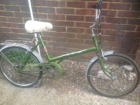 Vintage Puch 1975 Shopper Cycle 3 Speed
