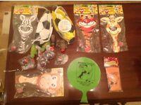 Children's party bag accessories