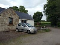 Double room to rent in cottage near Conon Bridge