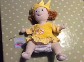Rubens Barn Doll and Clothes bundle