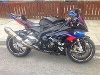 Bmw rr s1000 one off bike