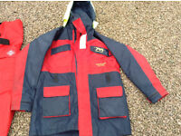 Flotation jacket and trousers