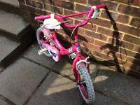 14' kids bike