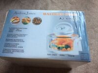 Andrew James Brand new in sealed box Halogen Oven AJ-606GD