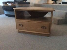 Ercol tv unit