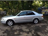 Mazda 626 Gxi 2.0 Petrol only 69k Must Be Seen Great Driving Clean Car.
