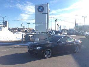 2014 BMW 6 Series xDrive M SPORT + EXECUTIF // CERTIFIÉ 2020