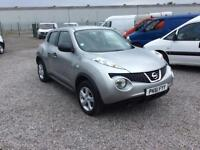 Nissan Juke 2 owners from new mint 60 .000 miles