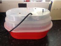 15 egg incubator spares or repair