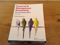 Financial & Management Accounting An Introduction Sixth Edition Pauline Weetman