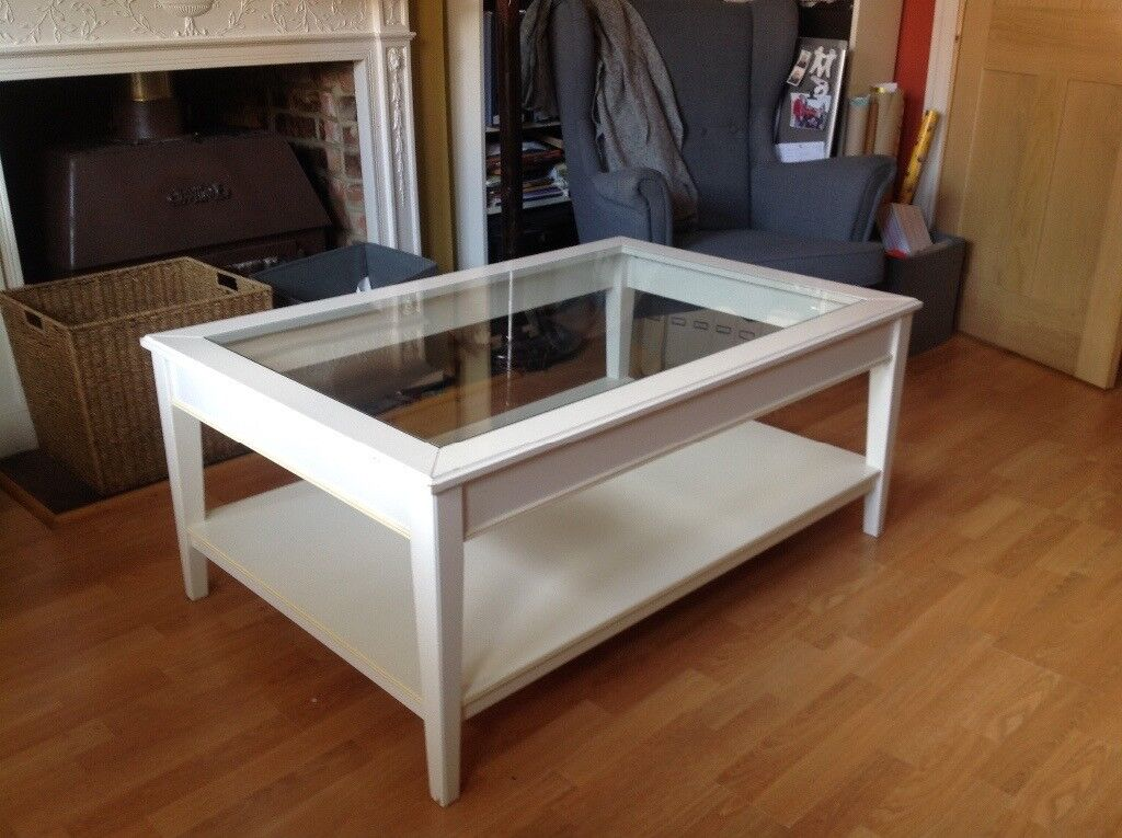 ikea liatorp coffee table rectangular now discontinued in aldershot hampshire gumtree. Black Bedroom Furniture Sets. Home Design Ideas
