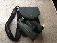 SWAROVSKI SLC 7x 42B Binoculars as new .