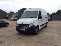 Renault master mm35 100 dci 1 years full MOT expiry 15/07/2019 clean van for the year ready to go