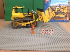 Lego City 7685: Bulldozer